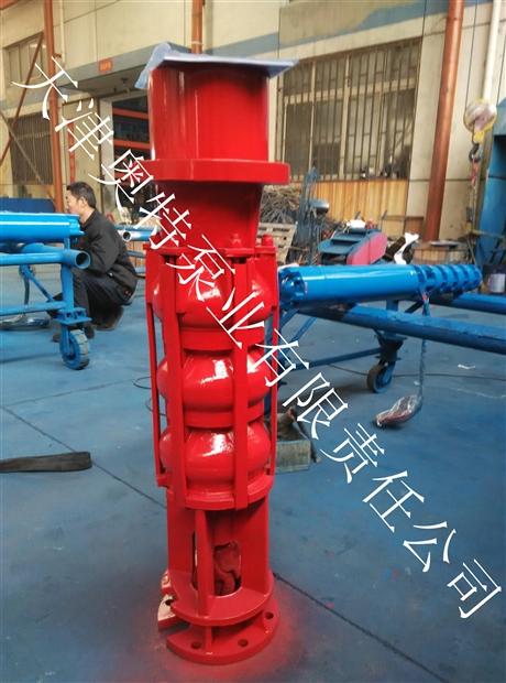 天津奥特泵业专业生产制造深井潜水泵