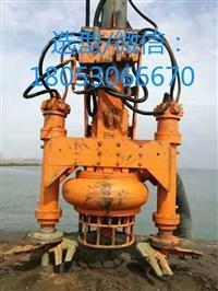液壓泥漿泵-挖掘機清淤泥泵-液壓清淤泵