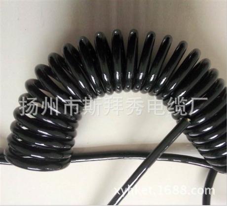 扬州斯拜秀IK525吹灰器电缆 弹性电缆 膨胀电缆