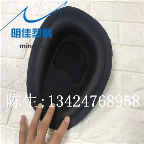 运动护具热压产品 EVA异形成型 EVA复合布料热压成型