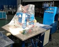 厂家专业 半自动滑台款pvc软膜天花焊接机,高频塑料热合机
