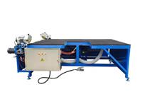 除膜机BCM02LOWE玻璃除膜机,卧式双头玻璃除膜机
