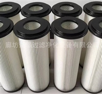 供应下装式除尘滤筒 粉尘除尘滤筒 法兰式除尘滤筒厂家