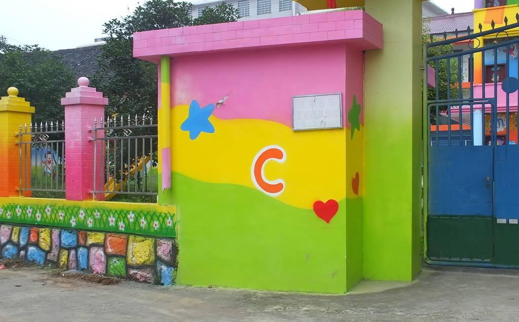 梦想天空专注成都幼儿园墙画,宾馆墙绘,娱乐场所壁画