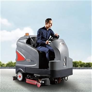 S230高美智慧型洗地车,大型驾驶式洗地车