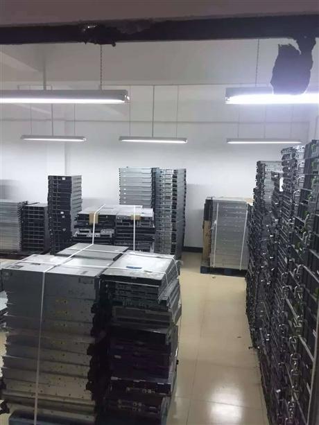 各型号网络设备回收
