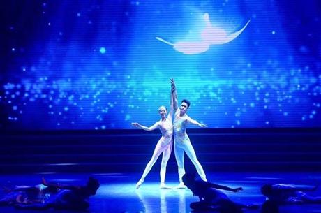 东莞外国舞蹈舞者年会节目多少钱