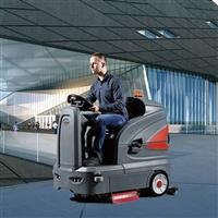 S130高美智慧型洗地车,中型驾驶式洗地车