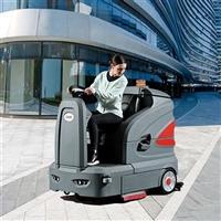 S160高美智慧型洗地车,中大型驾驶式洗地车