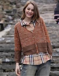 一般服装货源都在哪进货现货 欧陆天使高领毛衣女