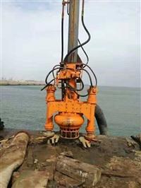 液压淤泥泵厂家 挖掘机抽沙泵型号 挖泥泥沙泵参数