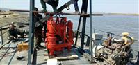 抽淤泥泵的型號 泥漿泵的價格 高效率水下渣漿泵