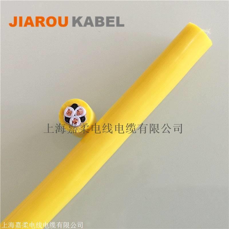 PUR聚氨酯拖链电缆生产厂家