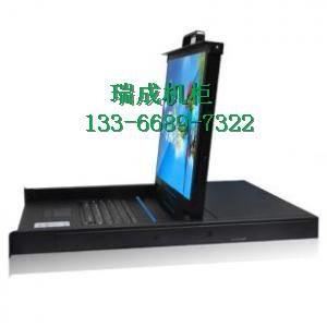 SP1708-B?KVM切换器?8口 USB接口 17英寸LCD屏切换器