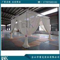RK白色雪紡紗窗簾架方案