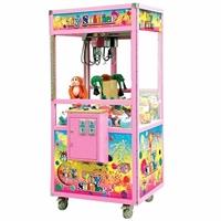 抓娃娃機一般擺在商場的什么位子