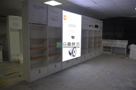 小米2.0体验柜台