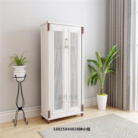 吉林全铝衣柜推拉门定制卧室家居 组装全铝合金柜子整体