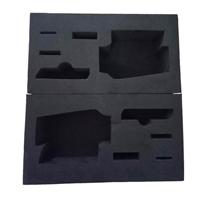 厂家生产包装盒海绵内衬 冲压成型防震海绵内衬包装 低价销售