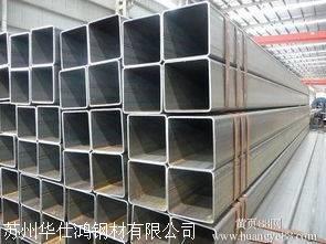 苏州方管Q235B热轧矩形管A3冷热镀锌方管黑方通