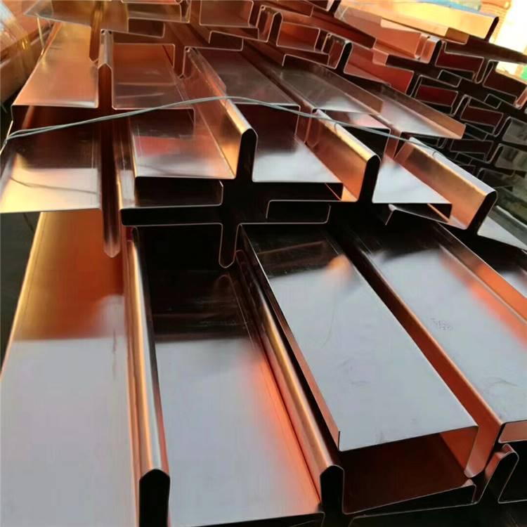 紫铜止水钢板A紫铜止水钢板多少钱一米