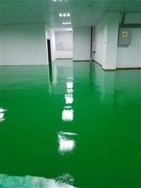 承接水性地坪漆施工/水性环氧地坪施工报价