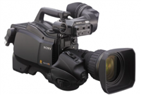 SONY  HSC-E85RF 便携式高标清摄像机