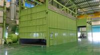 重慶環保自動噴砂房