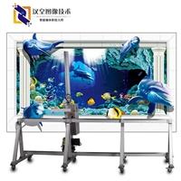 江西墙体绘画机多少钱一台     二手墙体打印机
