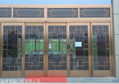 南宁多玛自动玻璃感应门机 进口多玛感应门机组