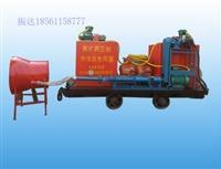 山東澤榮KSP900煤礦用三相泡沫發生裝置