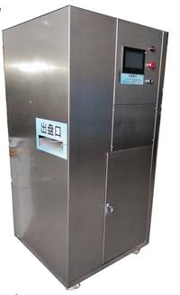 成都捷德JD-CP81全自动吐盘机 快餐连锁店好帮手