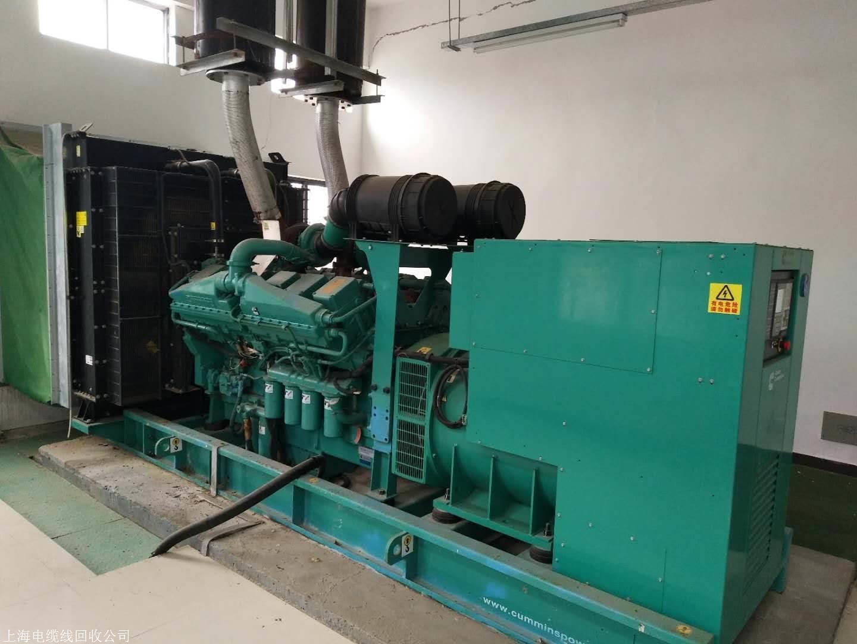 崇明康明斯发电机回收二手进口柴油机回收
