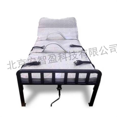 白色软包约束床实用款