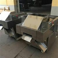 优质连续鸡爪分切机  不锈钢鸭爪分割  价格优惠