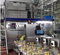 回收废旧果汁厂设备 果汁厂全自动屋顶盒灌装设备