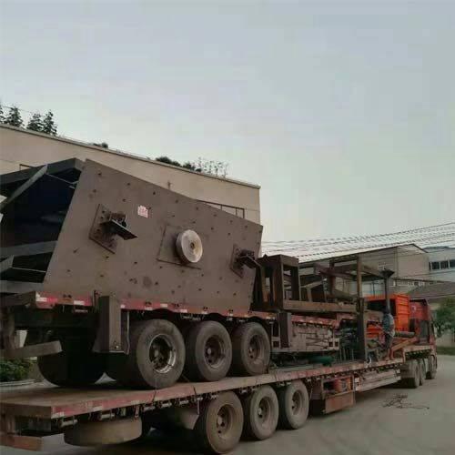 移动箱式破碎机的工作原理和优点