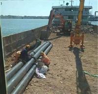 挖機清淤泵-河道清淤抽沙泵-大顆粒挖掘機液壓砂礫泵