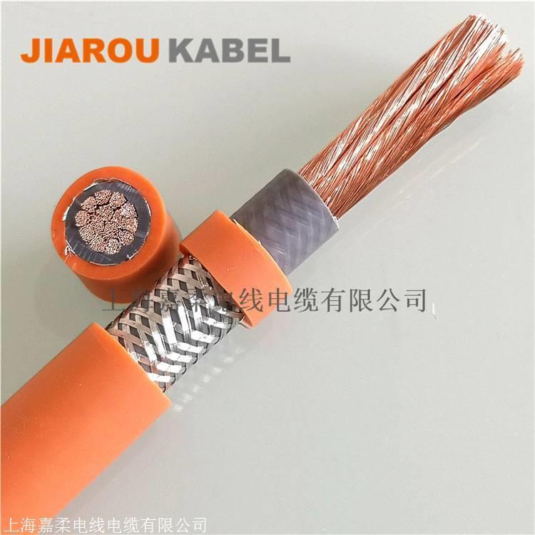 屏蔽型单芯拖链电缆厂家