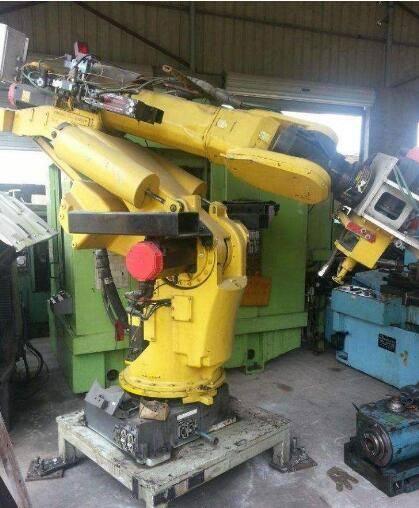 荷兰机器人进口:机器人物料搬运机器进口报关 流程