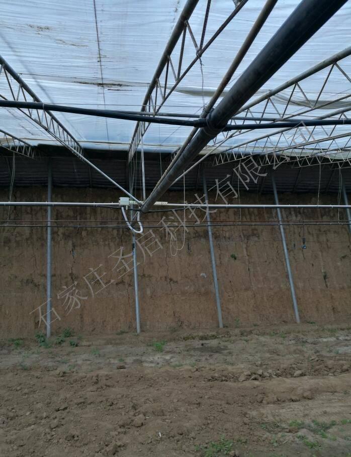 大棚温湿度控制系统  圣启智能大棚控制系统 农业的应用