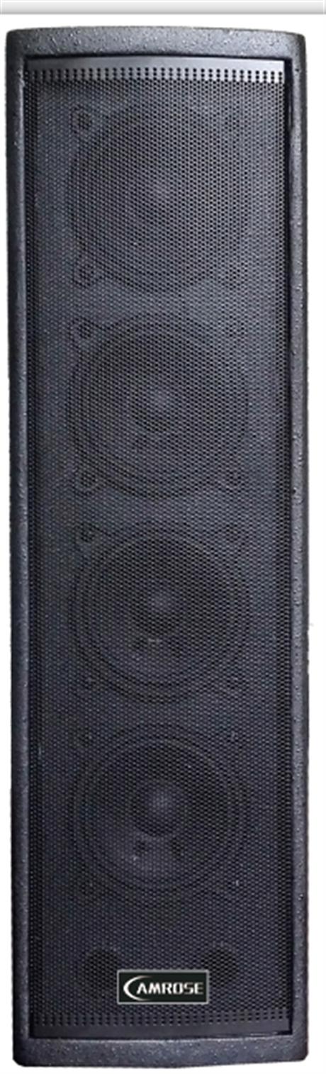 4单元音柱  校园广播系统