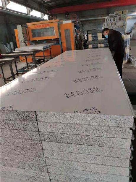 硅岩彩钢板 硅岩彩钢板厂家 优质供应 德州彩钢板生产