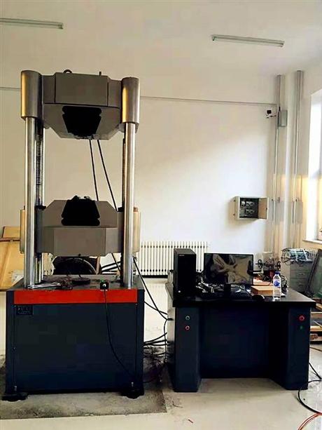 waw金属拉力试验机