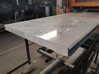 冠洲硅岩彩钢板 硅岩夹心板1150mm规格