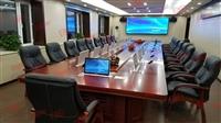 供應內蒙古會議室 智能交互式桌面無紙化超薄15.6寸液晶屏升降器