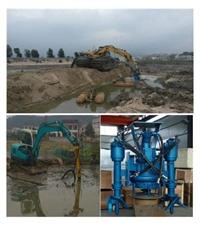 荊州挖機泥砂泵 大流量輸送液壓泥漿泵
