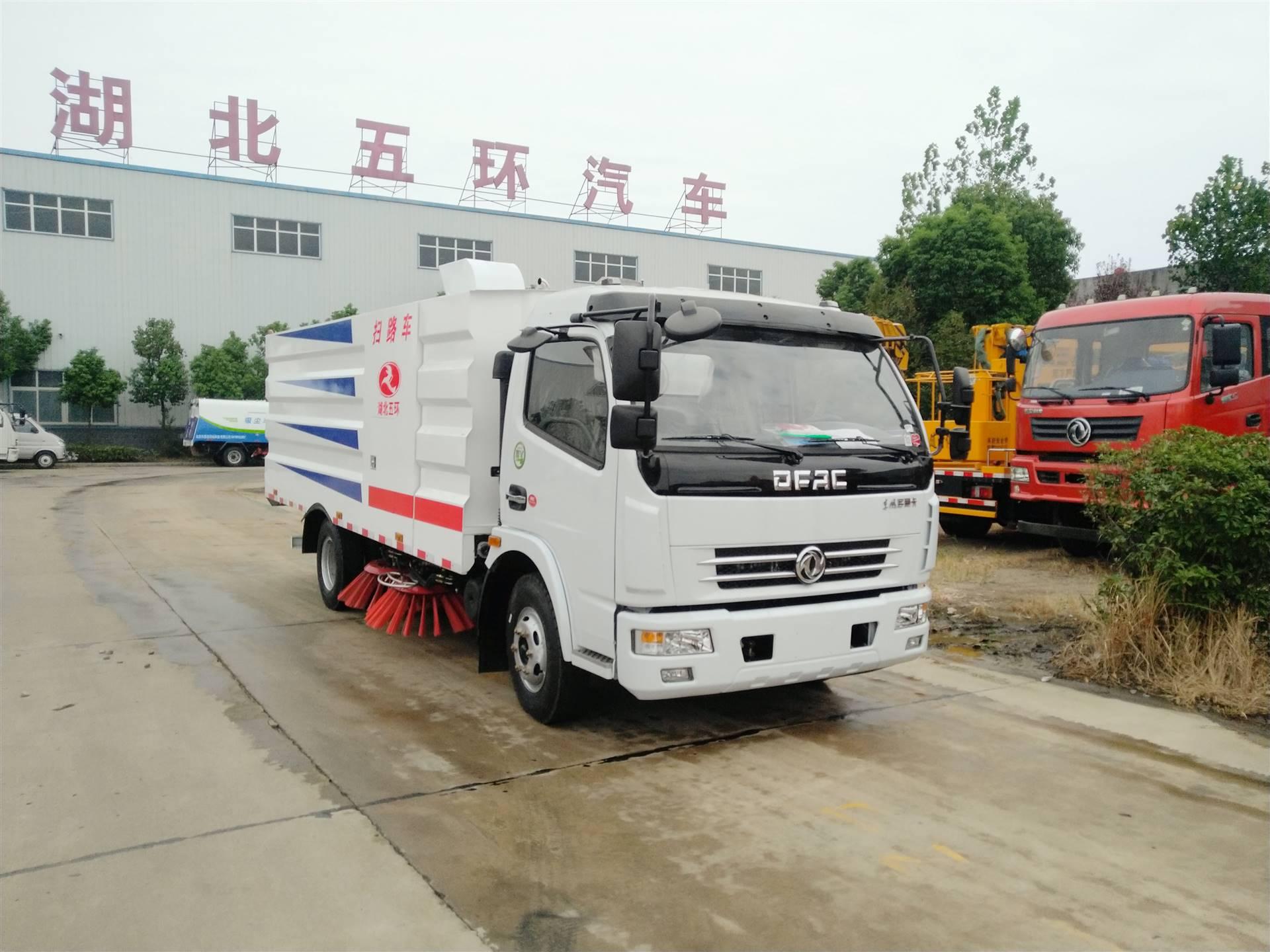 河南省漯河市道路清扫车一般价格