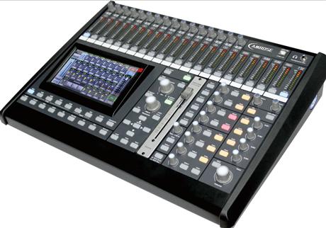 16路调音台(四编组,演出级)  无纸化会议系统