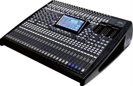 高端数字调音台24路 无纸化会议系统